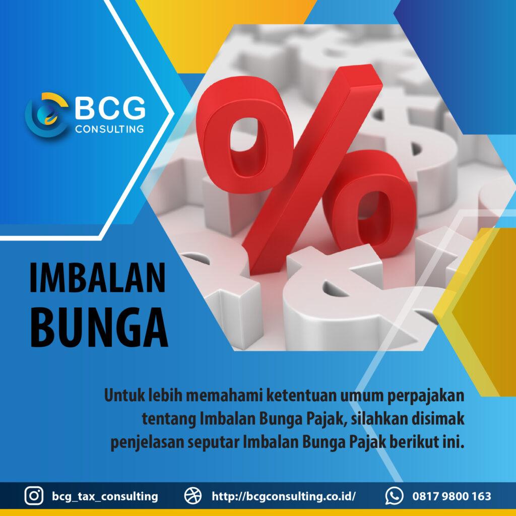 BCG Consulting - Imbalan Bunga 1