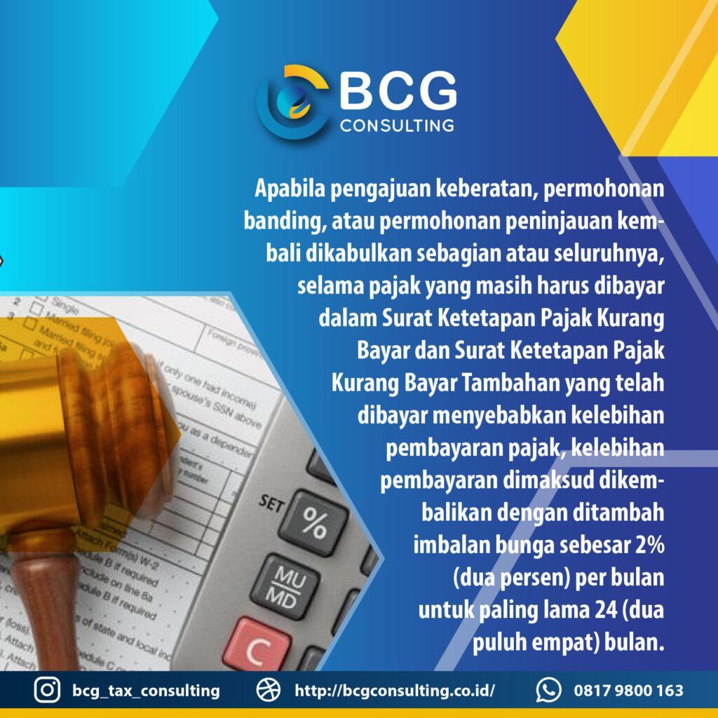 BCG Consulting - Imbalan Bunga 2