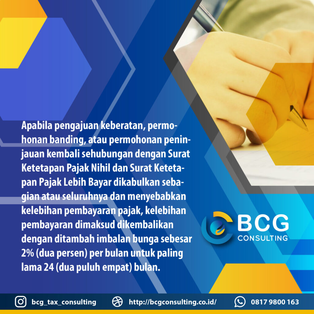 BCG Consulting - Imbalan Bunga 3